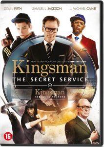 dvd kingsman the secret service