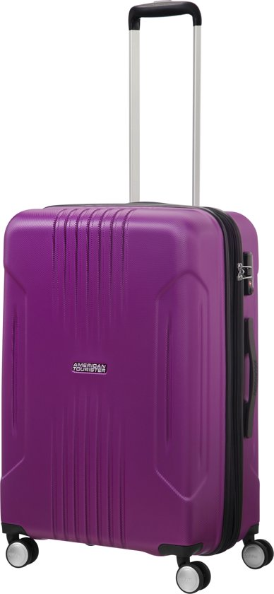 American Tourister paars