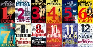 boeken womens murder club van James Patterson