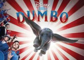 Film Dumbo uit 2019