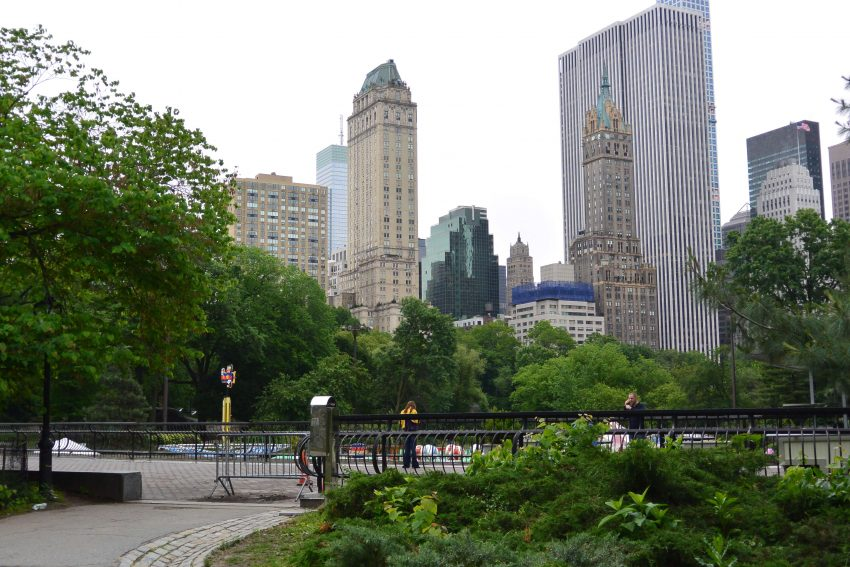 Central Park Manhatten New York