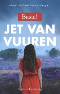 Boek Basta van Jet van Vuuren omslag