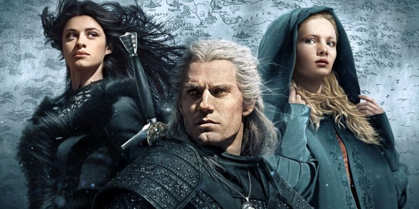 Netflix serie The Witcher