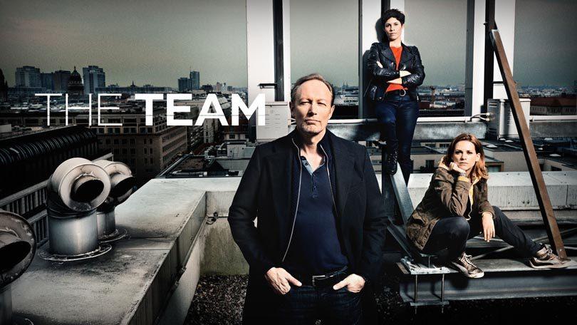 serie The Team