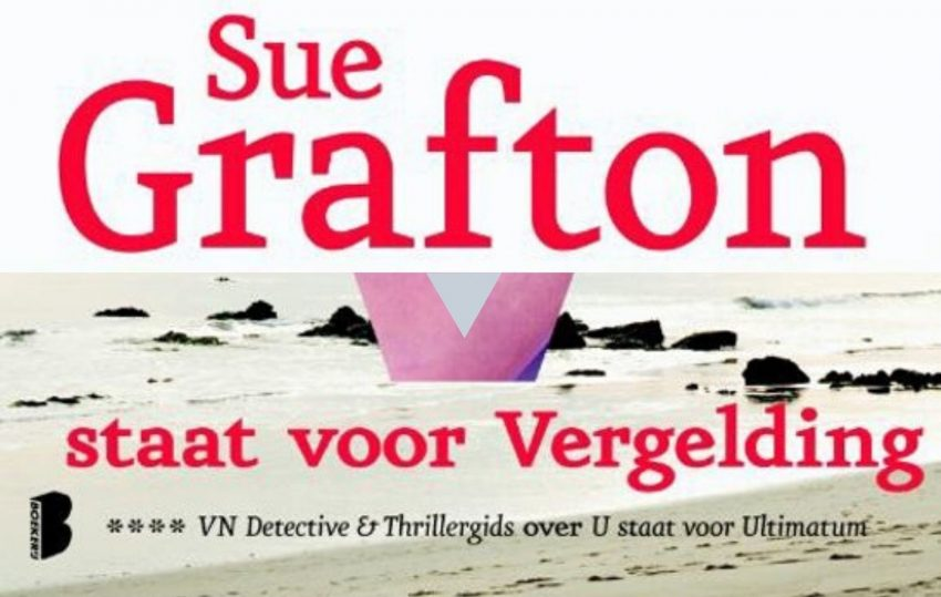 V staat voor vergelding van Sue Grafton