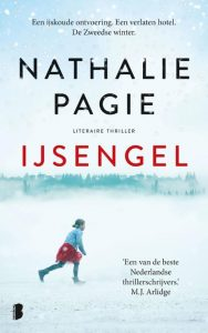 Boek IJsengel van Nathalie Pagie