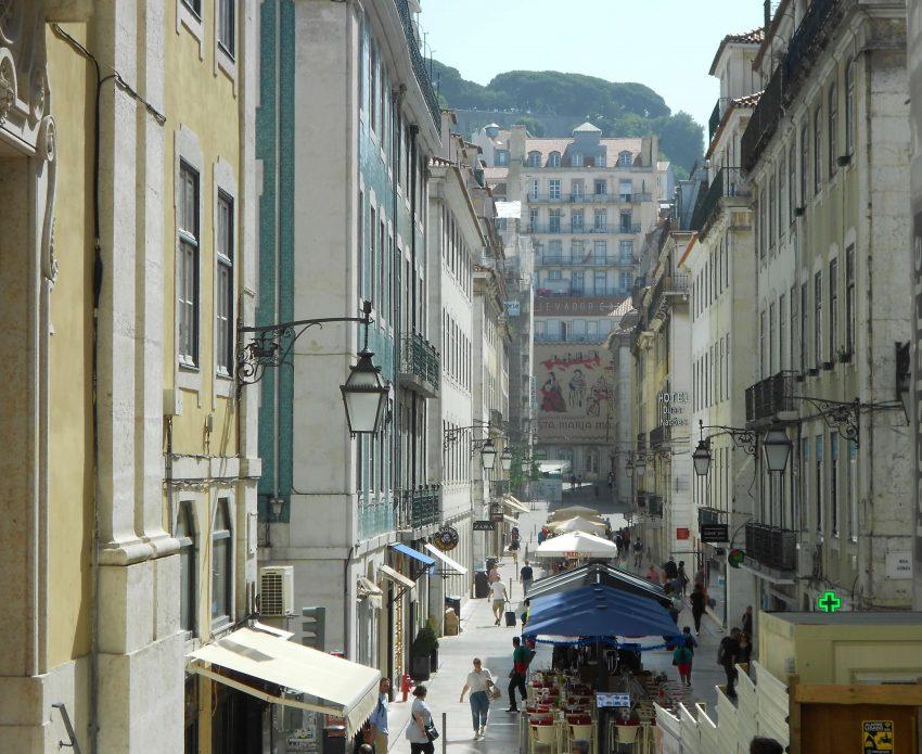 Baixa Lissabon