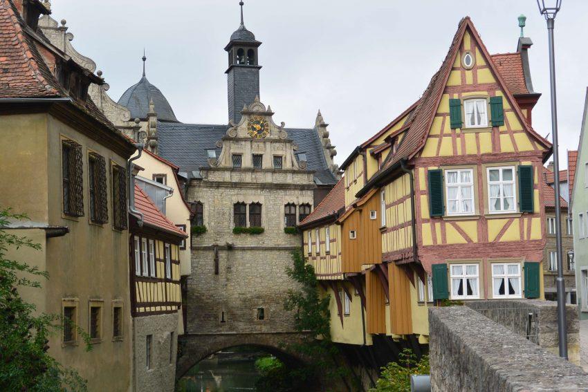 Romantische strasse Duitsland