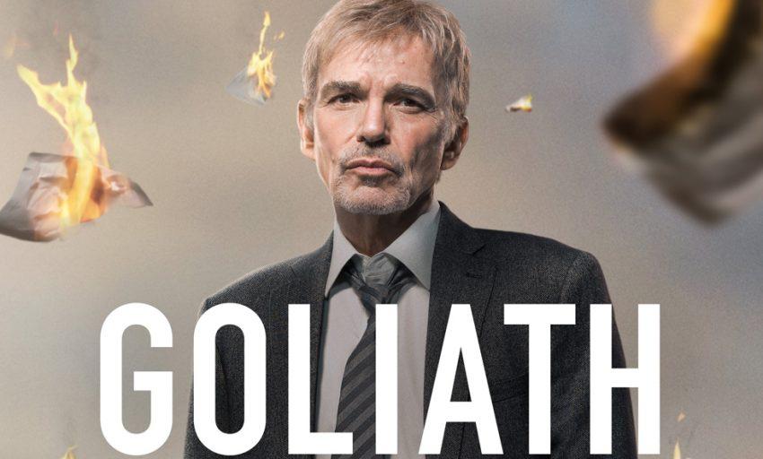 serie Goliath