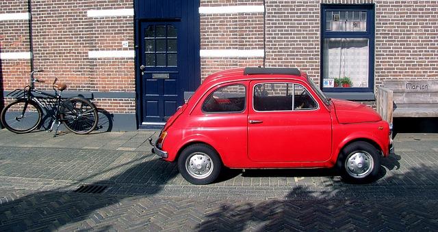 nederlands straatbeeld
