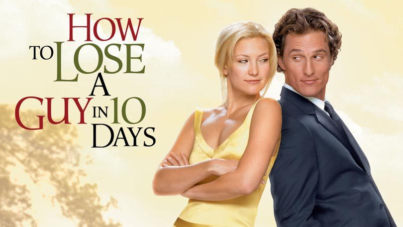 komische film How to loose a guy in 10 days