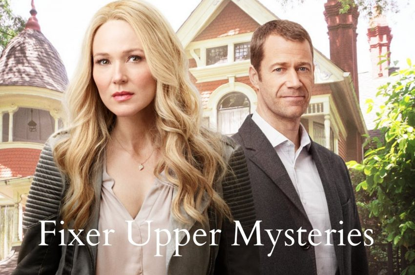 A fixer upper mystery