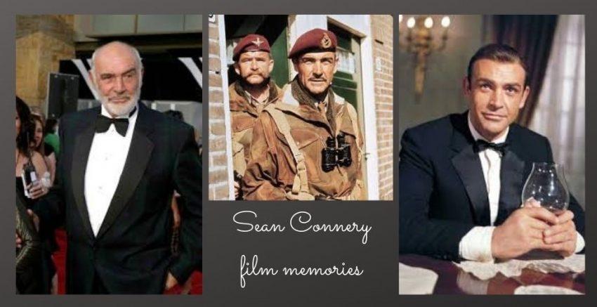 Herinneringen aan films met Sean Connery