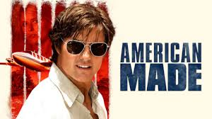 film American Made with Tom Cruise