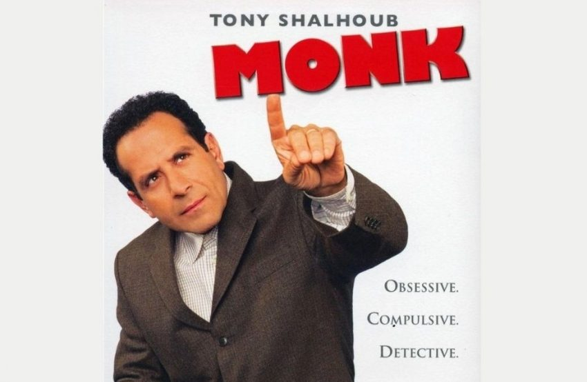serie Monk