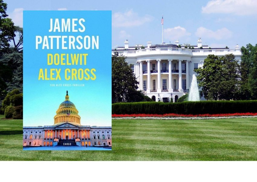 Alex Cross Doelwit van James Patterson