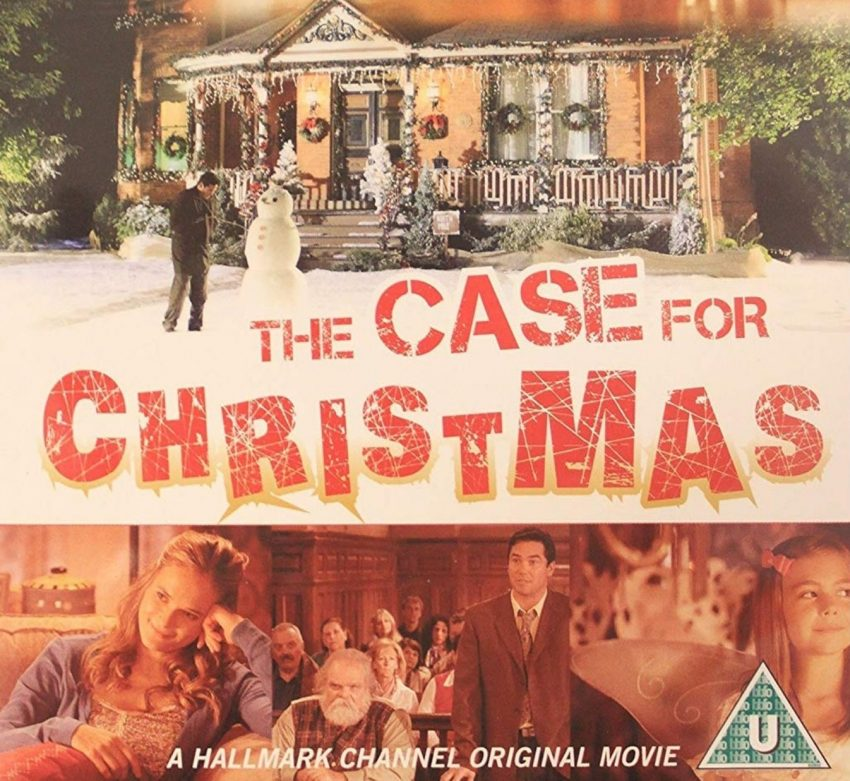 Kerstfilm the case for christmas