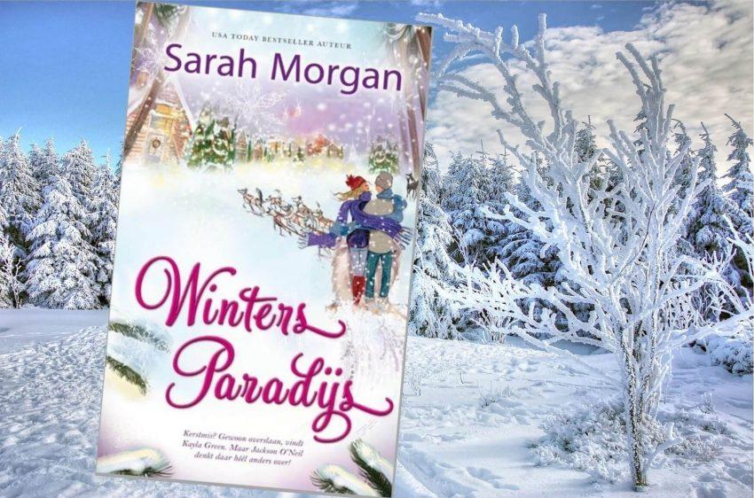 Boek Winters Paradijs van Sarah Morgan