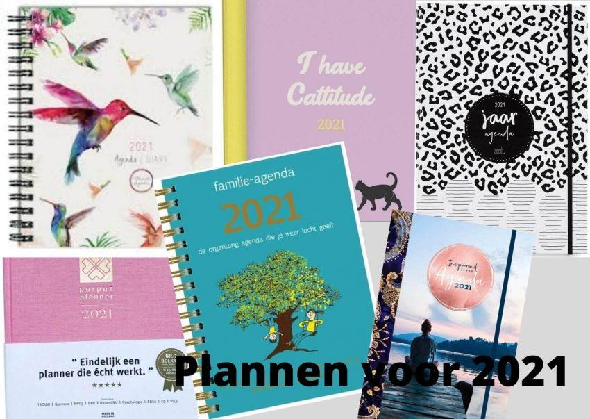 Plannen voor 2021