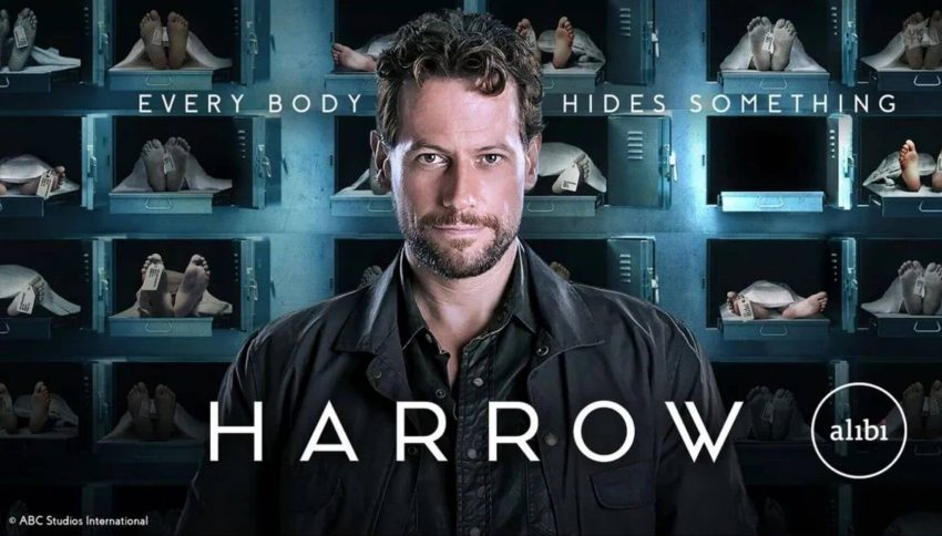 serie Harrow