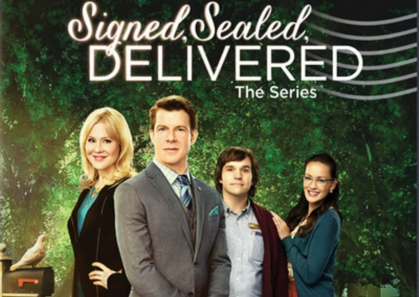 serie signed sealed delivered