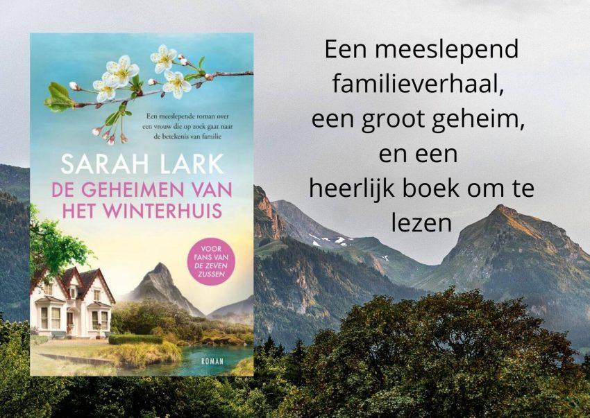 De gehiemen van het winterhuis van Sara Lark